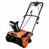 WORX WG650 18-Inch 13 Amp Electric Snow Thrower Review
